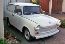Trabant 601 LKW