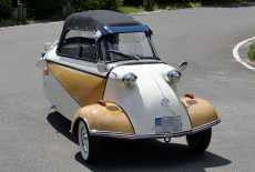Messerschmitt KR 200 Cabriolimousine
