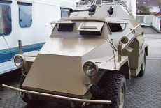 Panzerspähwagen Sdkfz 222 Repro