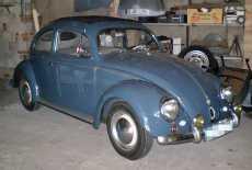 VW Typ 1 Käfer