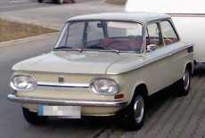 NSU Prinz 1000 C