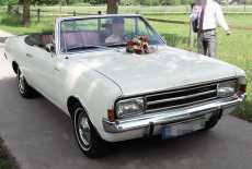 Opel Rekord Cabrio