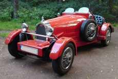 Bugatti 35B Replika