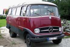 Mercedes-Benz O 319 d