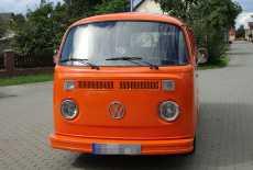 VW T2b Bus Bulli
