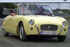 Citroen Bijou Cabriolet