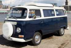 VW T2a Westfalia Campingbus