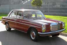 Mercedes-Benz 220 Strich 8 (W115)