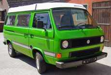 VW T3 Camping Bus Joker