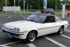 Opel Manta B Berlinetta