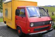 VW Bus T3 Imbisswagen