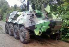 SPW 60 Schützenpanzerwagen