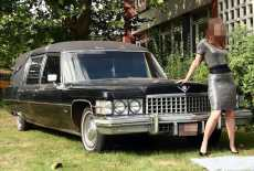 Cadillac Fleetwood Leichenwagen