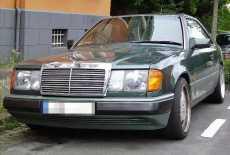 Mercedes-Benz 300 CE-24V