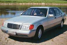 Mercedes-Benz W140 300 SEL