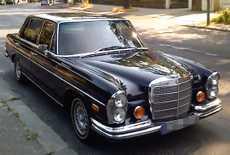 Mercedes-Benz W108 280 SEL 4.5