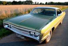Plymouth Fury III HT Coupe