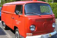 VW T2 Bulli Transporter