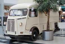 Citroen HY Verkaufswagen