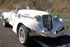 Auburn 852 Boattail Speedster