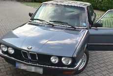 BMW 525 eta