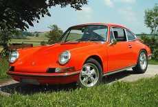 Porsche 911 T
