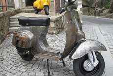 Vespa Ratte 50ccm
