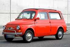 Fiat 500 Giardinera Kombi