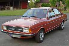 Audi 80 LS Typ 82