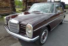 Mercedes-Benz W115 220D Strich 8