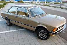 BMW 320-6 E21
