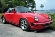 Porsche 3.0 SC Targa