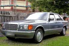 Mercedes-Benz SE 420
