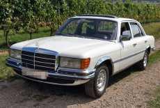 Mercedes-Benz 450 SEL W116