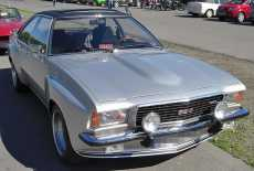 Opel Commodore B GSE Coupe Steinmetz