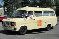 Ford Transit FT 100L