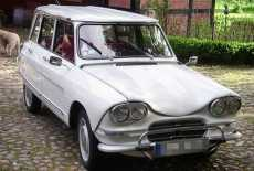 Citroen Ami 6 Break Edition Club