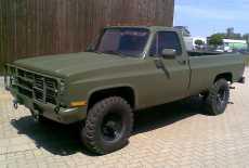 GMC M1008 K30