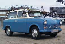 Trabant P50 2K