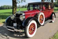 Ford Lincoln Model L Dietrich Berline