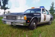 Chevrolet Caprice Polizeiwagen