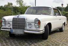 Mercedes-Benz 250 SEC W111