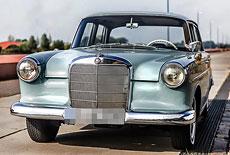 Mercedes-Benz 190 Heckflosse