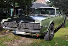 Ford Mercury Cougar (Mustang)