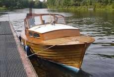 Snipa Schwedisches Schärenboot
