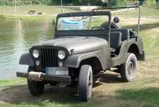 Kaiser Jeep M38 A1