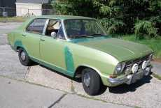 Opel Kadett LS