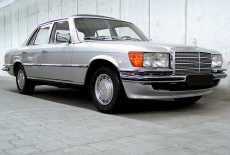 Mercedes-Benz 450 SE W116