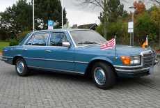 Mercedes-Benz 280 SEL W116