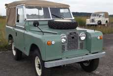 Land Rover Serie 2